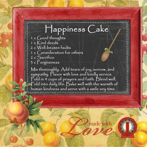 Happinesscake