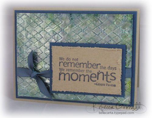 Momentsfoil