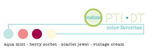 Melissas colors