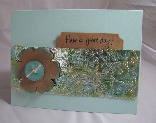 Paperbag greeting