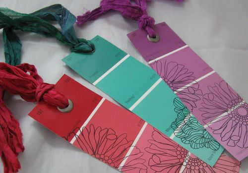 ColorsBookmark